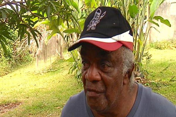 Edmond Kawa ancien conseiller communal de Sarraméa