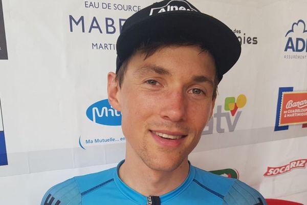 Tour cycliste de Martinique : Julian Hellmann maillot jaune