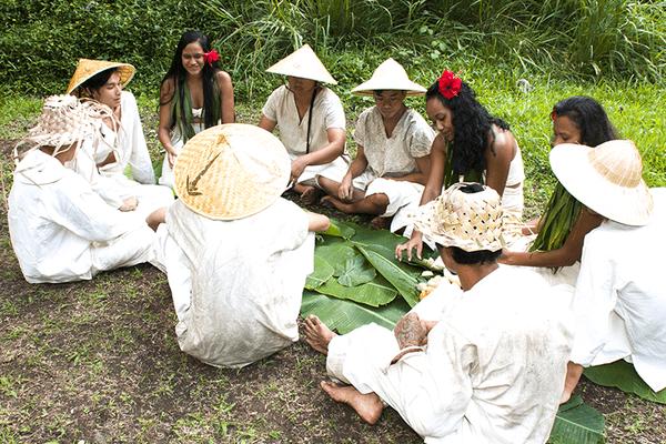 «  Chin Soo Kung, de Canton à Tahiti ».