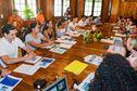 Ferme aquacole de Hao : dix Polynésiens en route pour la Chine