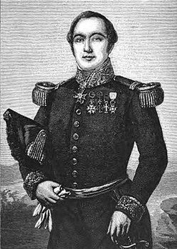 Amiral Auguste Febvrier Despointes