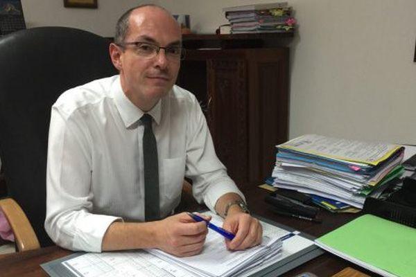 F VEAU préfet de Mayotte