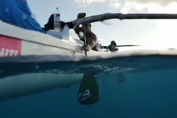 """""""Inside EDT va'a"""", un documentaire de Maruki Dury et Tim Pruvost sur Polynésie 1ère"""