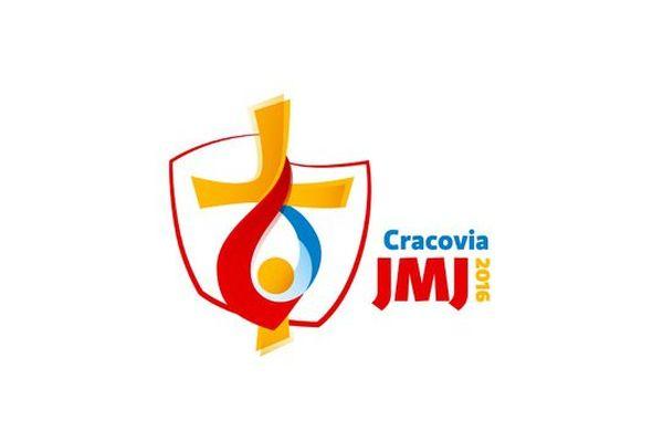 Logo JMJ 2016 cracovie pologne