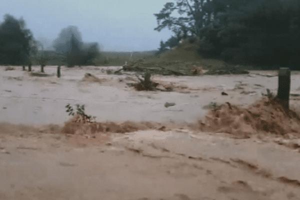 Cyclone Gita Nouvelle-Zélande