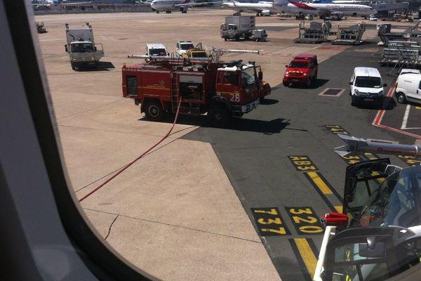 Vol Air Caraibes cloué au sol