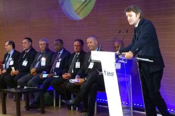 Association maires de France - Outre-mer