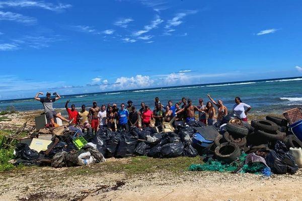 clean my island