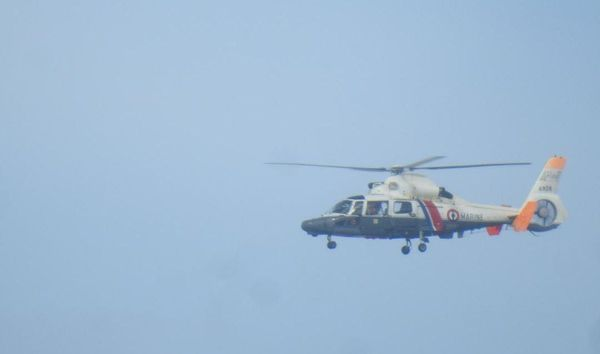 helicoptère dauphin