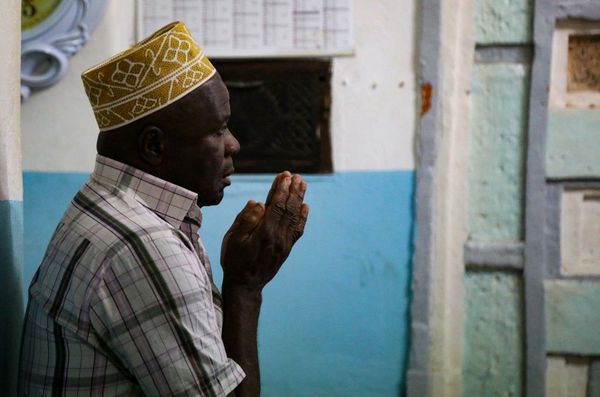 Prière à Tsingoni