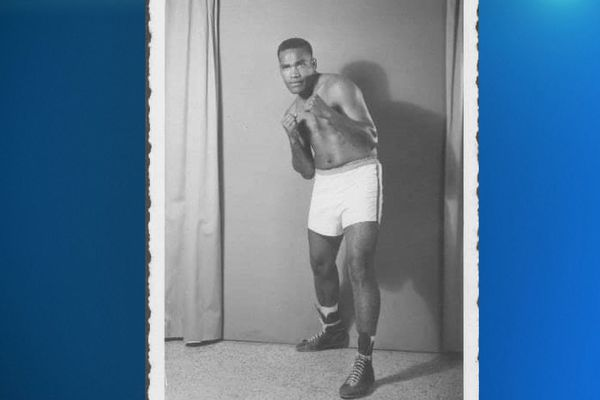 Jacques Urene, ex boxeur