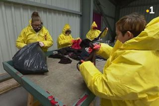 recyclage atelier boursaint