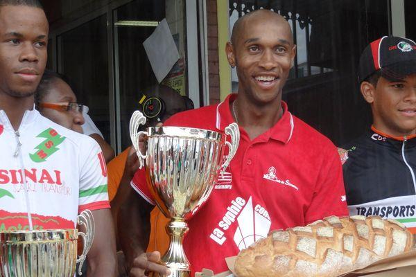 Ludovic Exfort remporte Le gransd prix de la Boulangerie Albert