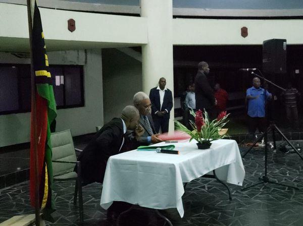 Parlement Vanuatu