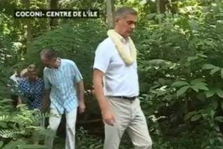 Le préfet à Coconi
