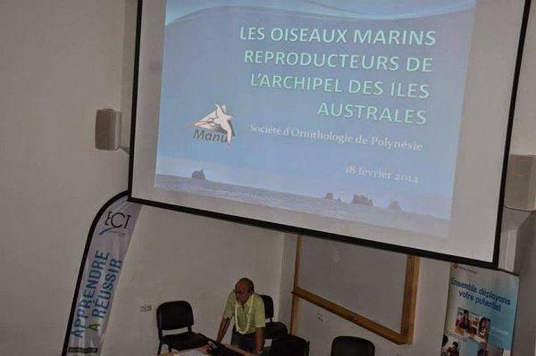 Philippe Raust, président de SOP Manu