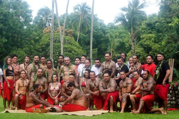 tatoueurs Polynesian Tatau