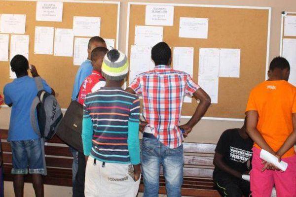 Résultats du bac à Mayotte