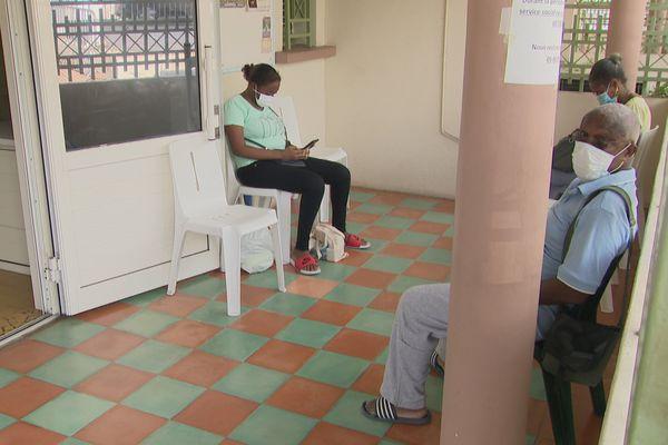 Salle de vaccination Vieux-Habitants