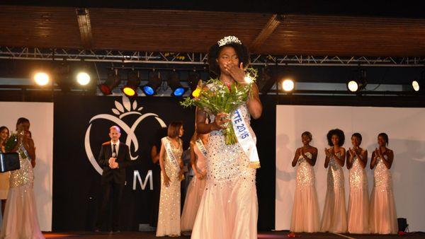 Rahamatou Radjabou, Miss Mayotte 2015