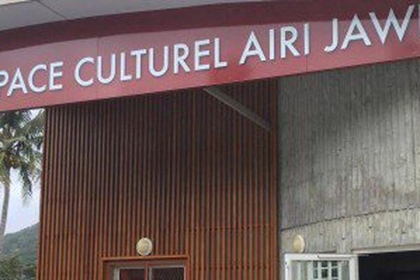 Poindimié : espace culturel AIRI JAWE