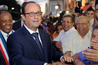 Hollande Réunion