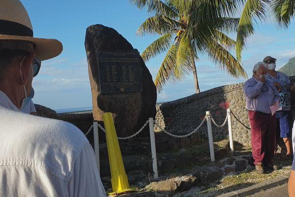 Triste anniversaire du crash Air Moorea