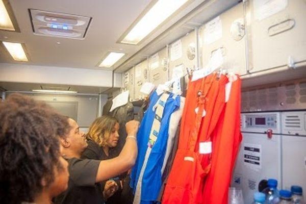 Défilé sur vol Air-Caraïbes (2)