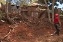 Mont Baduel : la démolition des maisons illégales a repris