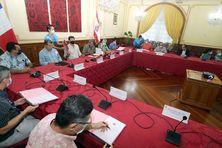 Le protocole d'accord a été signé lundi à la Présidence.