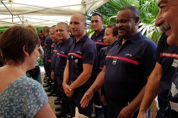Annick Girardin rencontre les acteurs de la lutte contre la dengue visite ministre des Outre-mer 170319