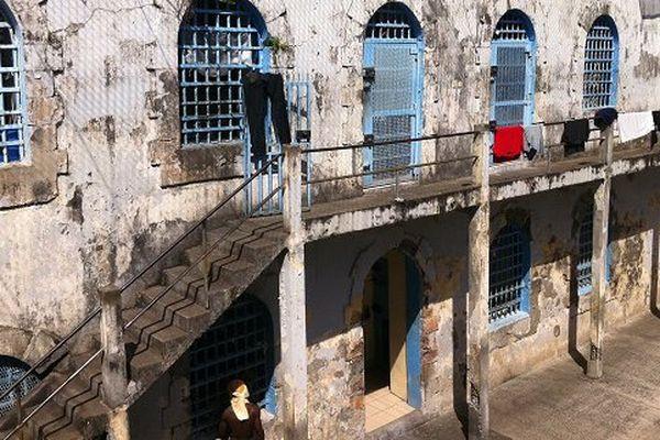 La prison de Basse-Terre