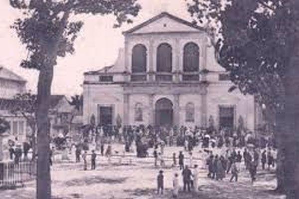église de Guadeloupe : Saint Pierre et Saint Paul de Pointe-à-Pitre