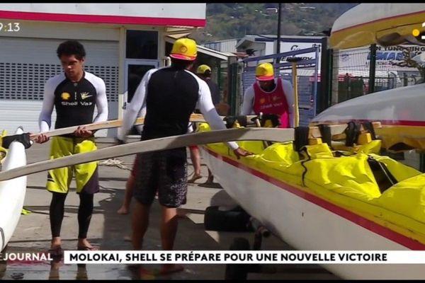Hawaï: Shell Va'a vise un douxième titre de champion