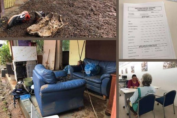Paita : mise en place d'une permanence pour les personnes sinistrées
