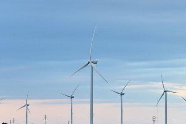 Des méga éoliennes