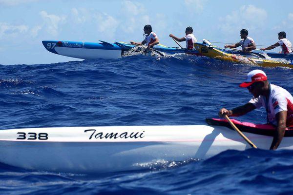 Team Rapa au combat contre Mou'a tamaiti no Papara