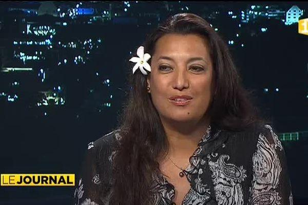 Maina Sage, candidate aux législatives partielles