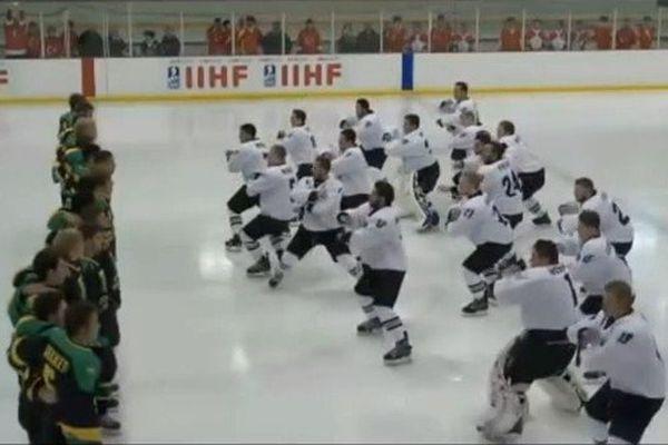Haka version Hockey