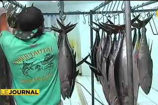 La poissonnerie d'Arue de nouveau ouverte