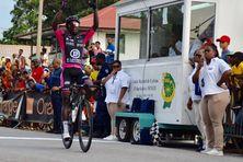 le rwandais Uwiyézé remporte ma première étape