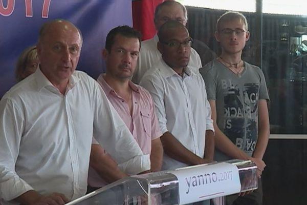 Gael Yanno législatives 2017
