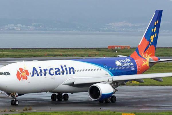 Reprise photo aircalin nouveaux avions