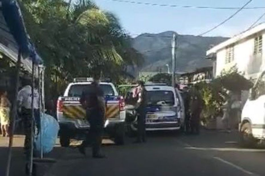 Ice : descente de police au quartier Vaininiore - Polynésie la 1ère