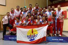 Belle moisson de médailles pour les judokas tahitiens.
