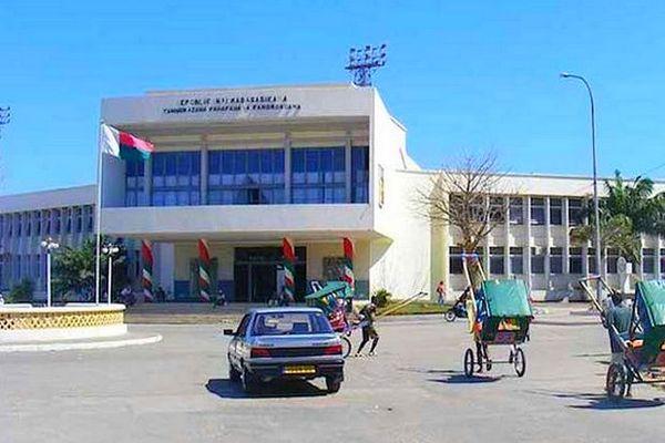 Hôpital de Mahajanga