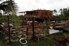 L'ouragan Iota a dévasté la municipalité de Brus Laguna située sur la côte Caraïbe du Honduras.