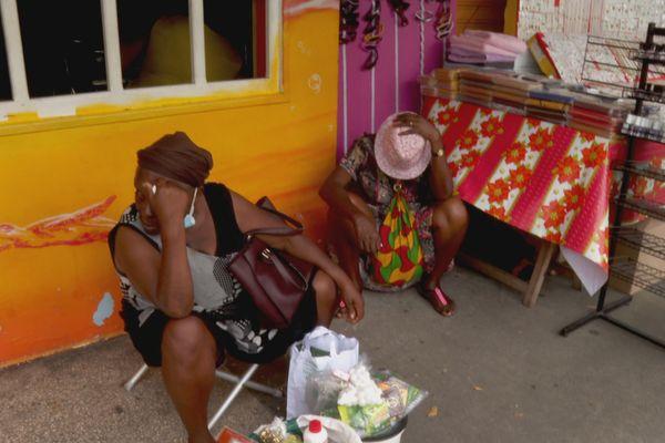 Vendeuses haïtiennes à PàP