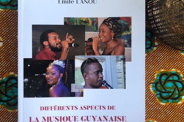 Musique guyanaise Emile Lanou