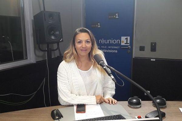 Doctorante en droit international de l'environnement à l'université de La Réunion, Stéphanie Sorby étudie la protection des baleines dans l'océan Indien.